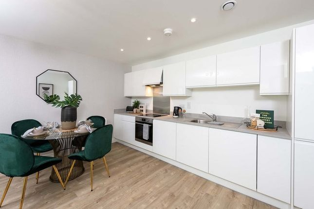 "3 bed flat for sale in ""Three Bedroom Apartment"" at Station Avenue, Walton-On-Thames KT12"