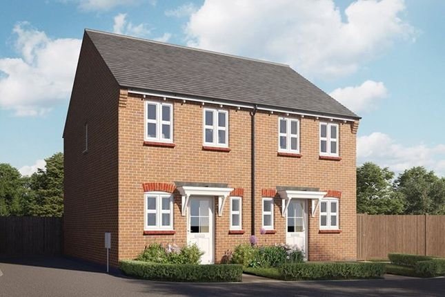 2 bedroom town house for sale in 22 & 24 Valley View, Frisby On The Wreake, Melton Mowbray