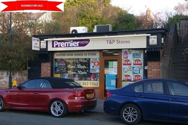 Thumbnail Retail premises for sale in 11 Village Road, Lower Heswall, Wirral