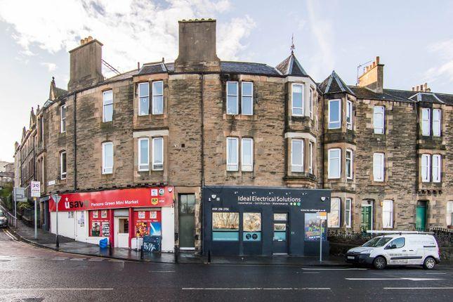 Thumbnail Flat for sale in Parsons Green Terrace, Edinburgh