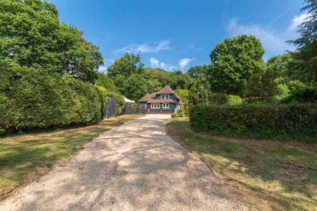 Thumbnail Detached house for sale in Fairwarp, Uckfield