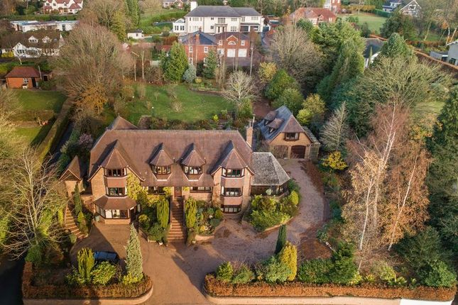 Thumbnail Detached house for sale in Seabridge Lane, Clayton, Newcastle-Under-Lyme