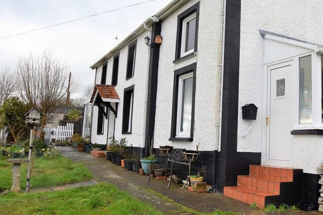 Thumbnail Cottage for sale in Llandyfriog, Newcastle Emlyn