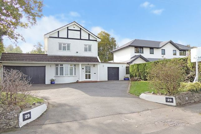 Thumbnail Detached house for sale in Clevedon Road, Failand, Bristol