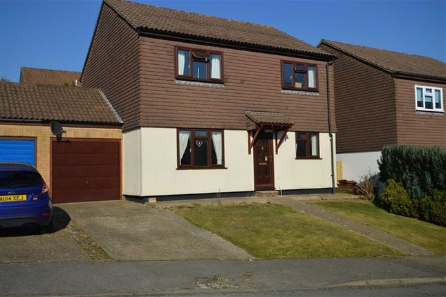 Thumbnail Detached house to rent in Beeches Farm Road, Crowborough