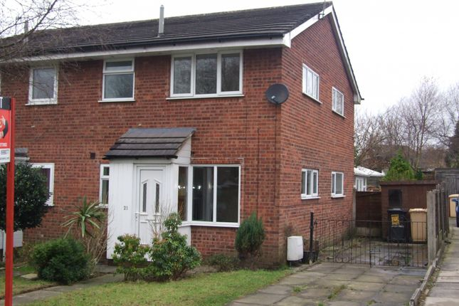 Thumbnail Terraced house to rent in Cranleigh Close, Blackrod, Blackrod