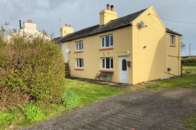 Thumbnail Semi-detached house for sale in Ballaghaue Cottages, Andreas, Andreas, Isle Of Man