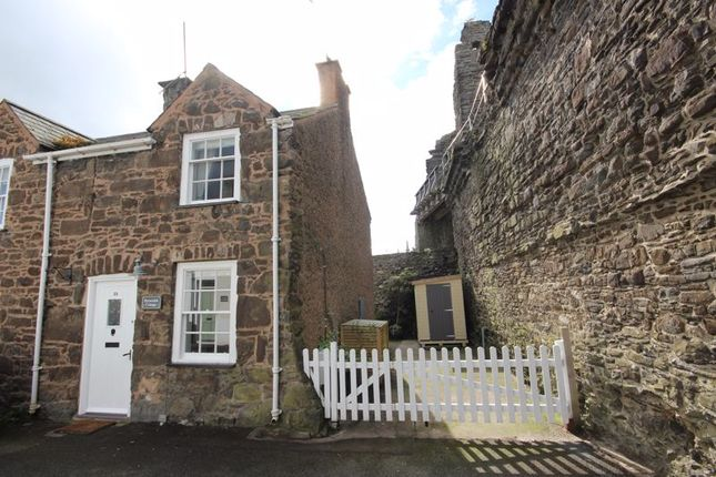 Thumbnail Terraced house for sale in Periwinkle Cottage, Erskine Terrace, Conwy