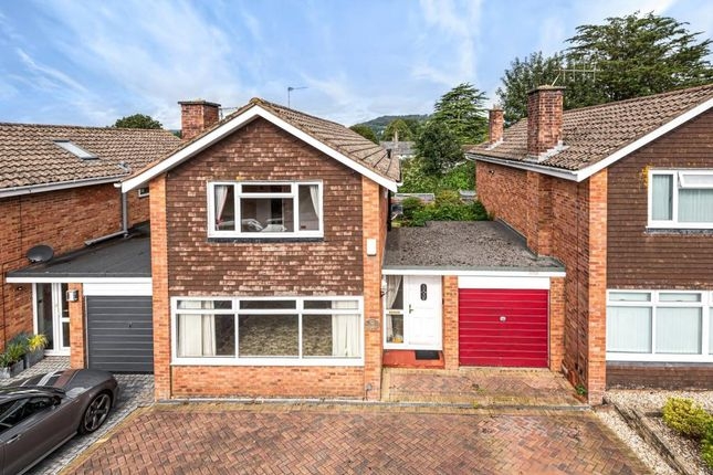 3 bed link-detached house for sale in Millhead Road, Honiton, Devon EX14