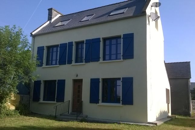 4 bed detached house for sale in 29690 Plouyé, Brittany, France