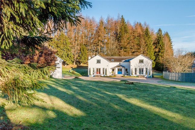 Thumbnail Detached house for sale in Blackford, Auchterarder, Perthshire