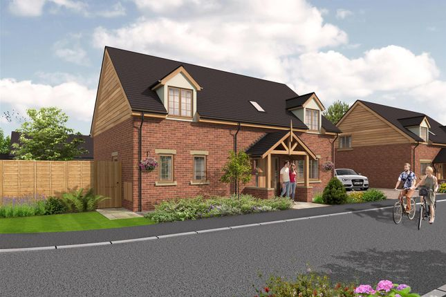 Thumbnail Detached house for sale in Fforest Fach, Tycroes, Ammanford