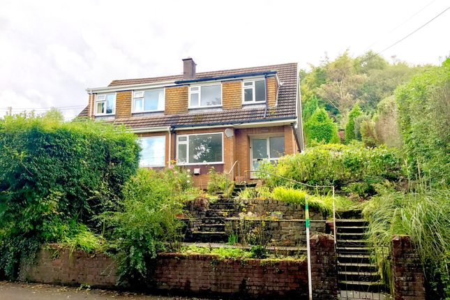 Thumbnail Semi-detached house for sale in Ystradfellte Road, Pontneddfechan, Neath