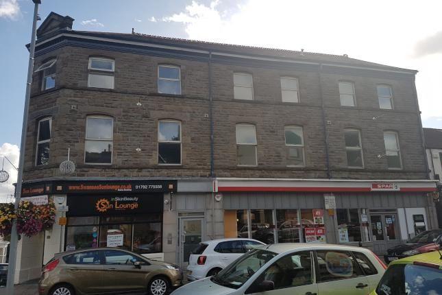 Thumbnail Flat to rent in Woodfield Street, Morriston, Swansea