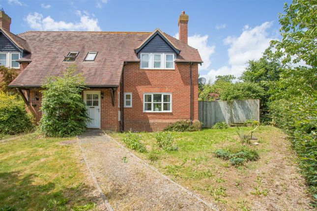 Thumbnail Semi-detached house to rent in Rickyard Grove, Grendon Underwood, Aylesbury