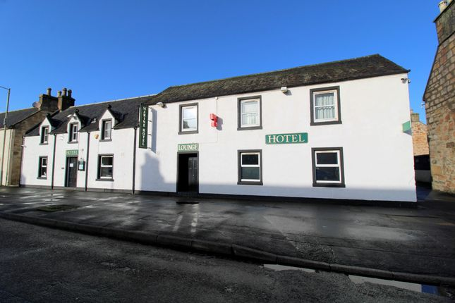 Thumbnail Hotel/guest house for sale in The Marine Hotel, 9 High Street, Invergordon