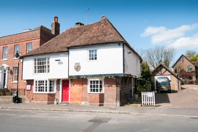 Thumbnail Detached house for sale in High Street, Charing