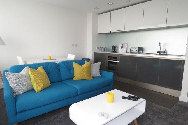 Living Room 2 of Strand Street, Liverpool L1