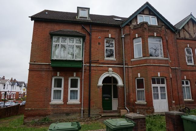Thumbnail Flat to rent in Furzedown Road, Flat 11, Southampton. University Of