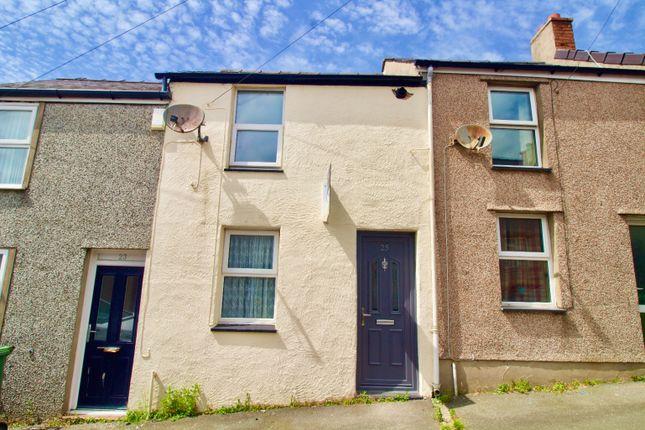 Thumbnail Terraced house for sale in Hendre Street, Caernarfon