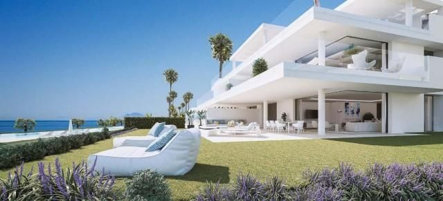 Thumbnail Apartment for sale in Málaga, New Golden Mile, Spain