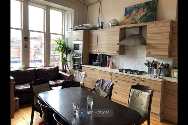 Thumbnail Flat to rent in Bath Street, Glasgow