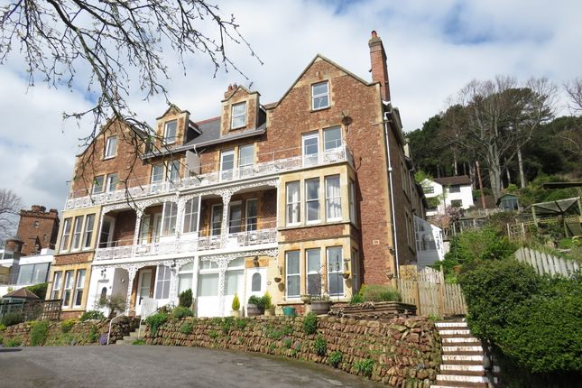 Thumbnail Flat for sale in Weirfield Road, Minehead