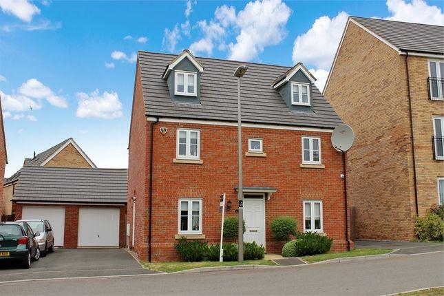 Thumbnail Detached house for sale in Charisse Gardens, Oxley Park, Milton Keynes, Buckinghamshire