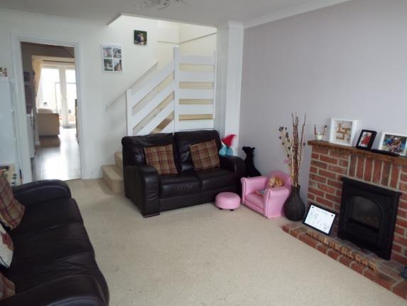 Lounge of Weyhill Close, Tadley RG26