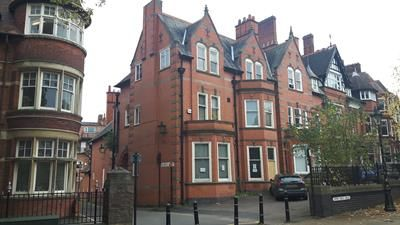 Thumbnail Office for sale in 156 Upper New Walk, Leicester