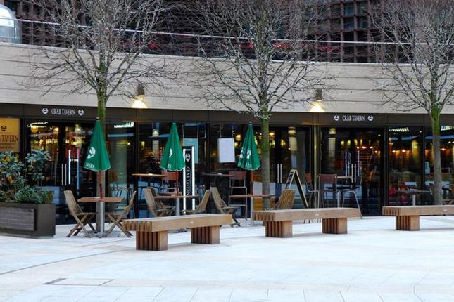 Thumbnail Leisure/hospitality to let in 7 Broadgate Circle, London