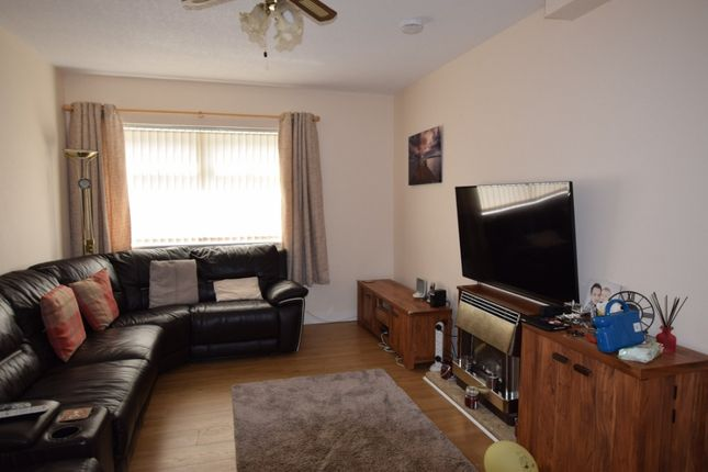 Thumbnail Semi-detached house to rent in Pirnmill Rd, Saltcoats, North Ayrshire