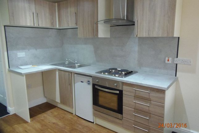 Thumbnail Flat to rent in Westminster Buildings, High Street, Doncaster