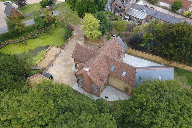 Aerial 5 of Chishill Road, Heydon, Royston SG8