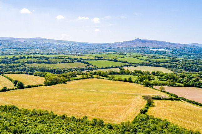 Thumbnail Land for sale in Velindre, Nr Nevern, Pembrokeshire