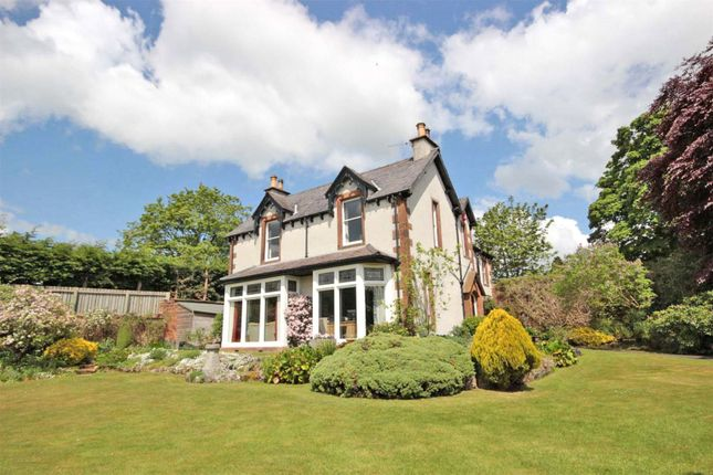 Thumbnail Detached house for sale in Fern Bank, Graham Street, Penrith, Cumbria