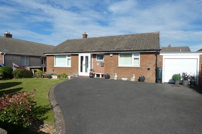 Thumbnail Detached bungalow for sale in Highmoor Park, Wigton