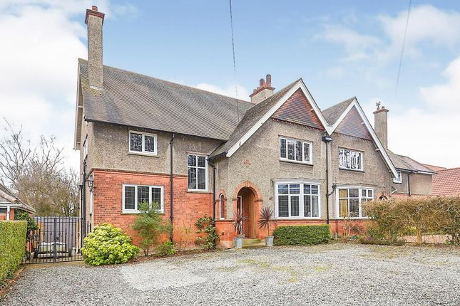 Thumbnail Semi-detached house for sale in Southfield, Hessle