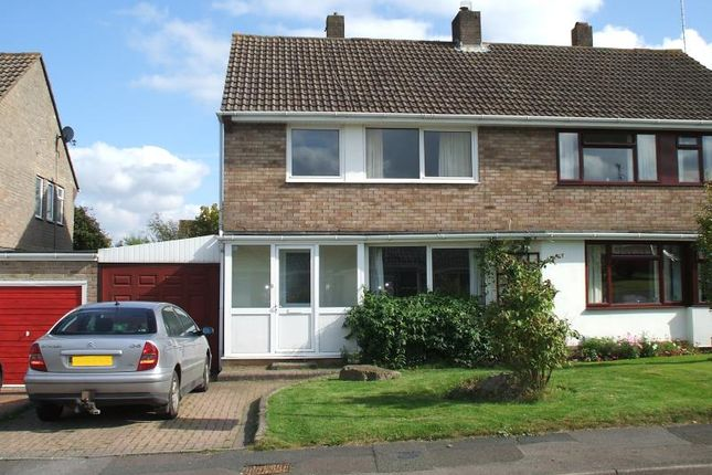 Thumbnail Semi-detached house to rent in Noredown Way, Royal Wootton Bassett