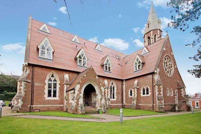 Thumbnail Flat to rent in St James Church, Charlotte Road, Edgbaston