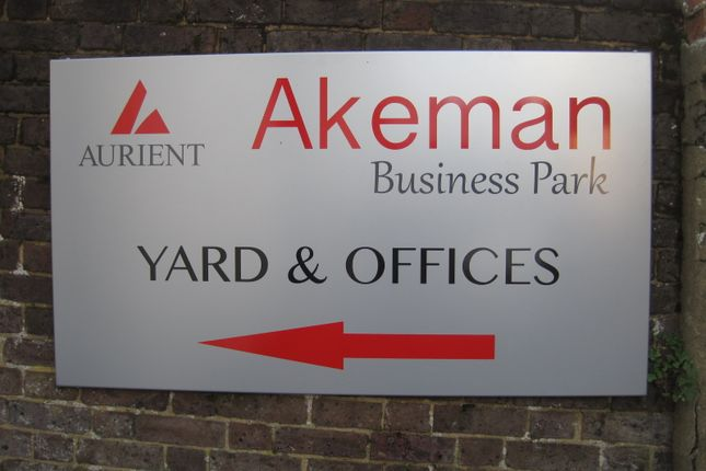 Office to let in Akeman Street, Tring, Herts