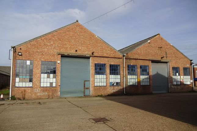 Thumbnail Light industrial to let in Unit 10, Avian Way, Salhouse Road, Norwich, Norfolk