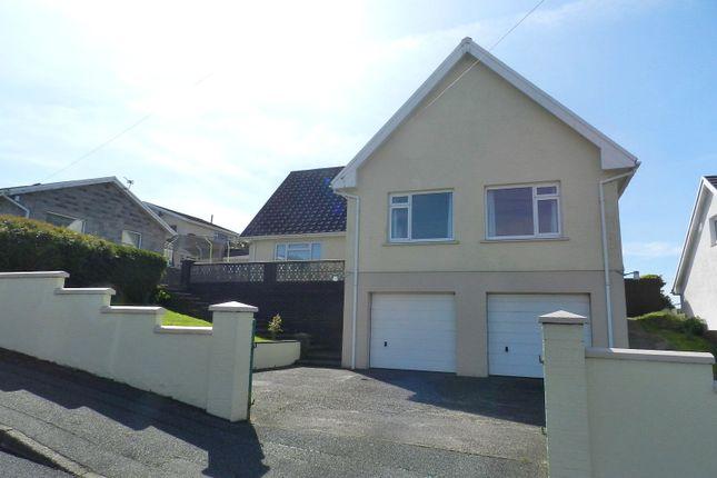 Thumbnail Detached bungalow for sale in Douglas James Way, Haverfordwest, Pembrokeshire