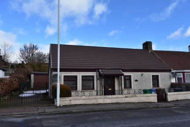 Thumbnail Bungalow for sale in 45 Springhill Brae, Crossgates