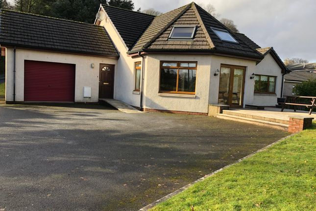 3 bed detached bungalow for sale in Golf Hill Drive, Moffat DG10