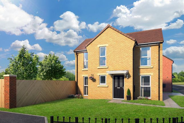 3 bed detached house for sale in Wakinshaw, Off Etal Lane, Newcastle Upon Tyne & Wear