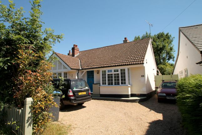 Thumbnail Bungalow to rent in Holtye Road, East Grinstead