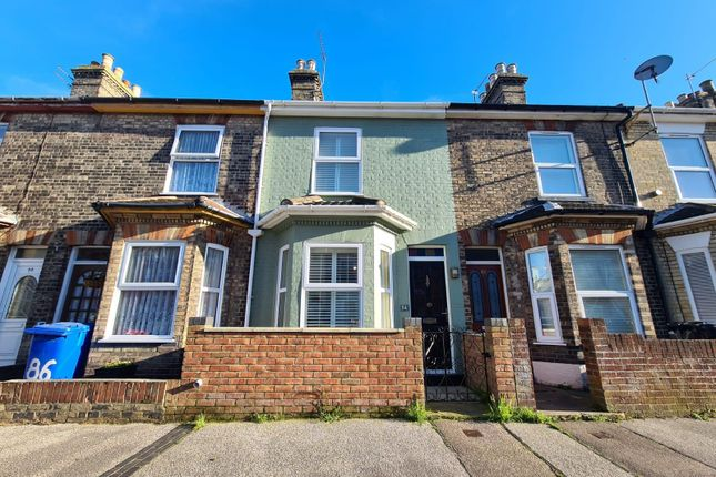 2 bed terraced house to rent in Queens Road, Lowestoft NR32