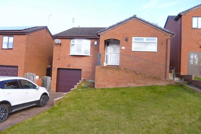 Thumbnail Bungalow for sale in Brockwell Court, Coundon Grange, Bishop Auckland