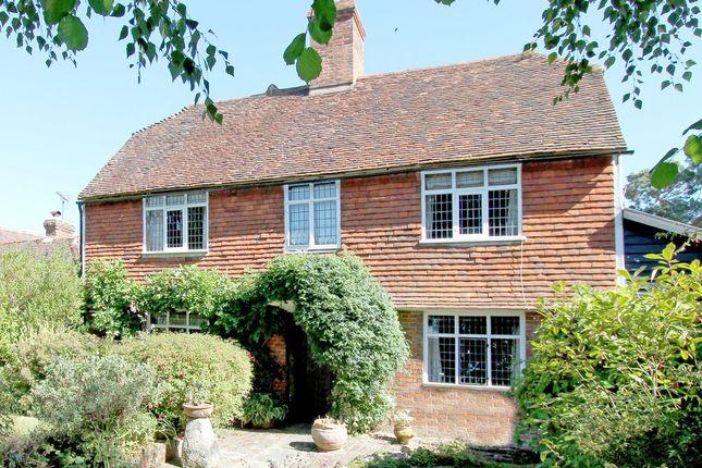 Thumbnail Detached house for sale in The Retreat, Lidwells Lane, Goudhurst, Cranbrook